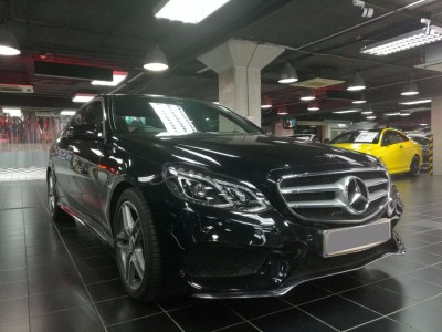 Mercedes-Benz E250 SPORT FACELIFT