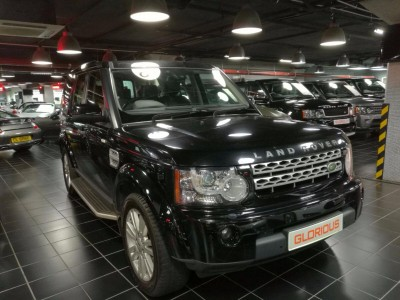 Land Rover Discovery4 5.0