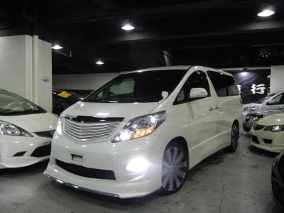 Toyota ALPHARD 240S MODELLISTA
