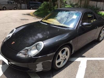 Porsche 911 Carrera Cab