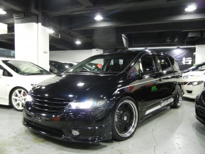 Honda  ODYSSEY ABSOLUTE RB1