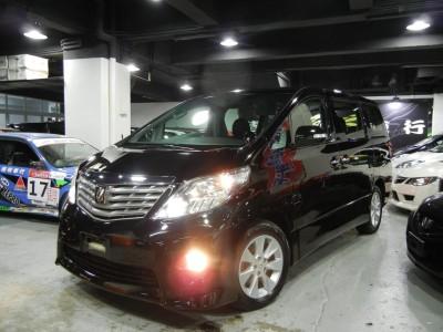 Toyota ALPHARD 350S