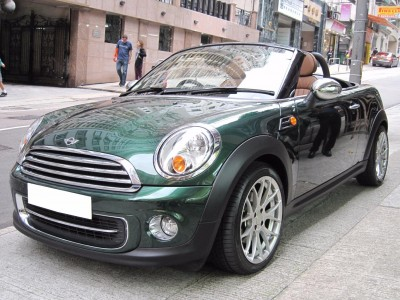 Mini Cooper Roadster Manual