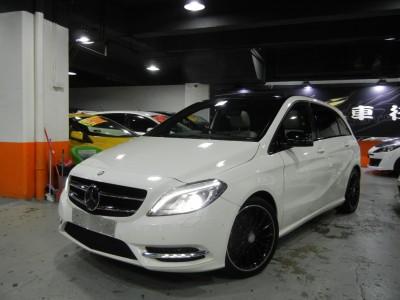 Mercedes-Benz B250 SPORT
