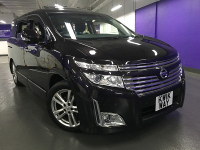 Nissan Elgrand 2.5 highway star