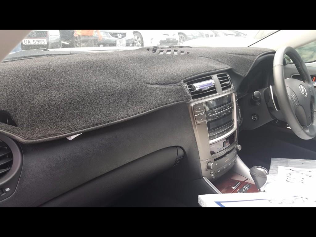 Lexus 2006-2012 LEXUS IS 錶台毯