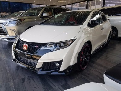 Honda Civic Type-R Turbo