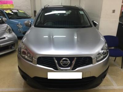 Nissan QASHQAI PLUS
