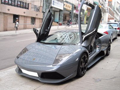 Lamborghini LP600