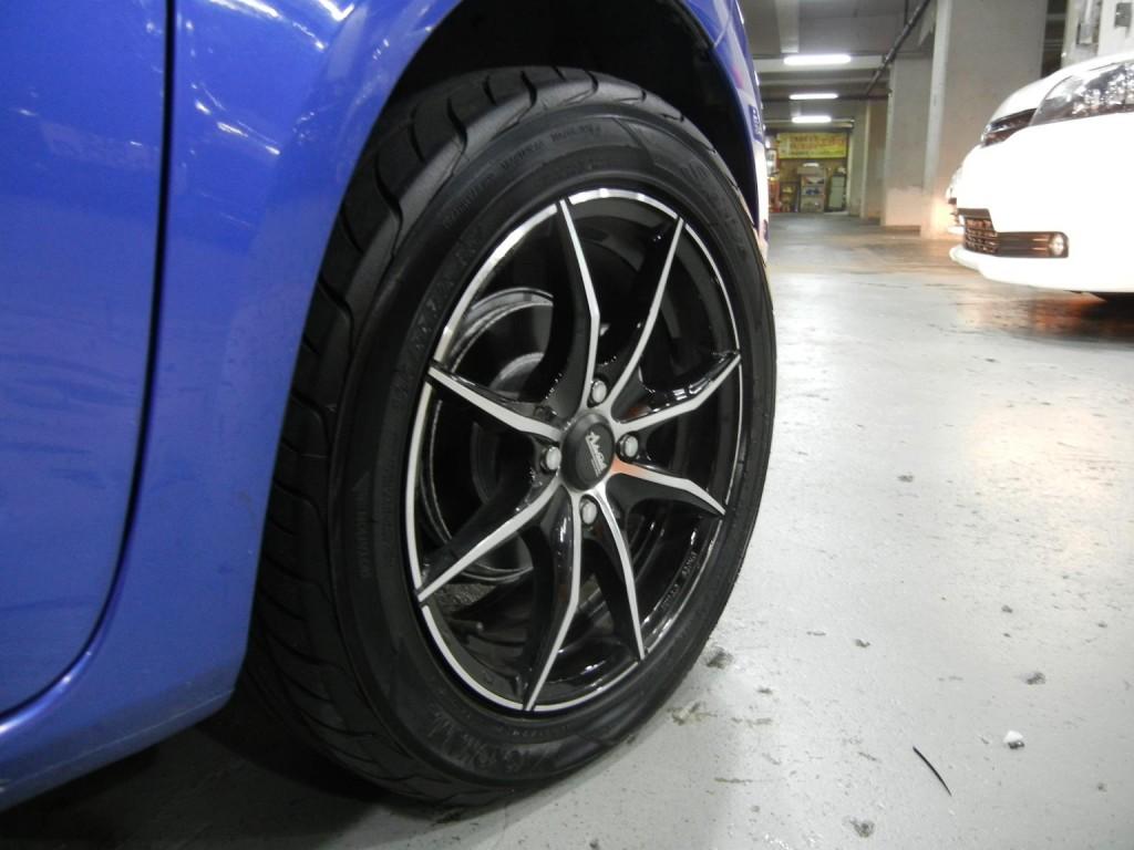Honda  FIT GE6