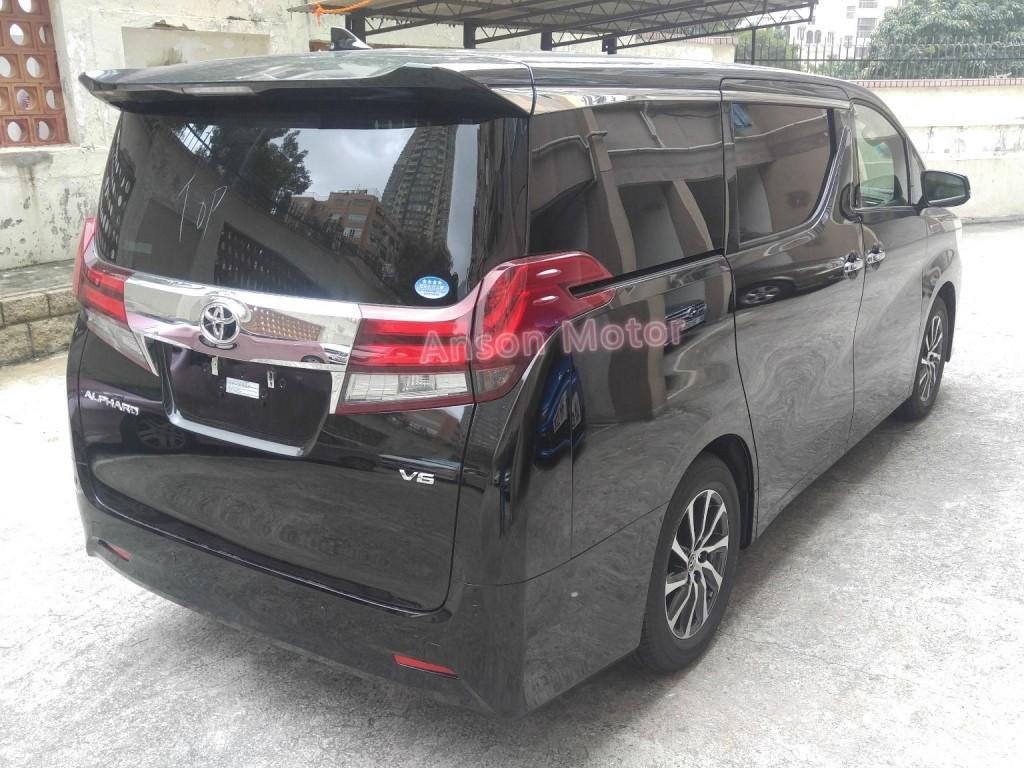 Toyota ALPHARD ROYAL LOUNGE 3.5 V6