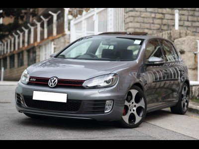 Volkswagen Golf GTI AT 4D