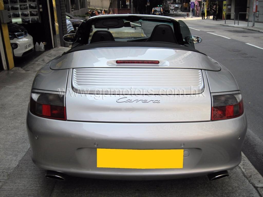 Porsche 996 C2 Cab.