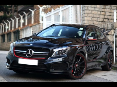 Mercedes-Benz GLA45 AMG Edition 1