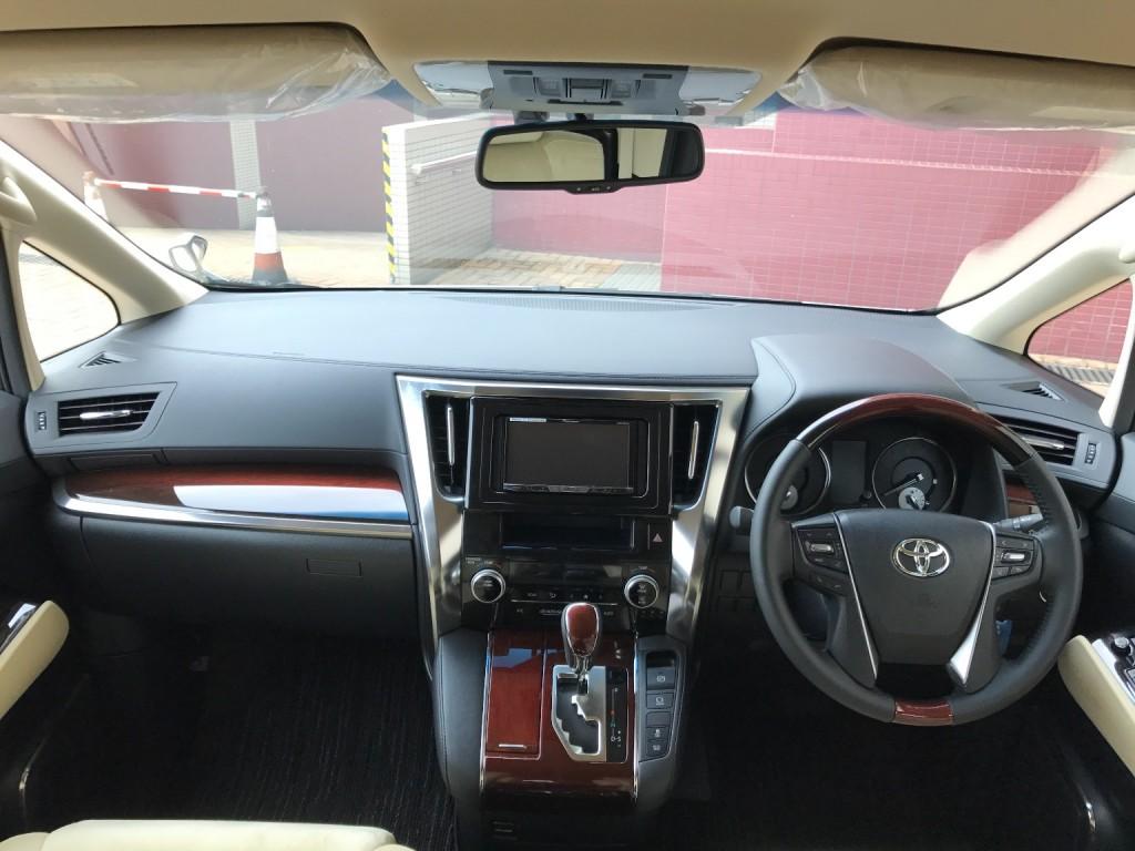 Toyota VELLFIRE WELCAB Z