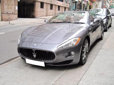 Maserati  GranTurismo Cab. S