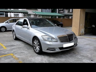 Mercedes-Benz 	S350L FACELIFT