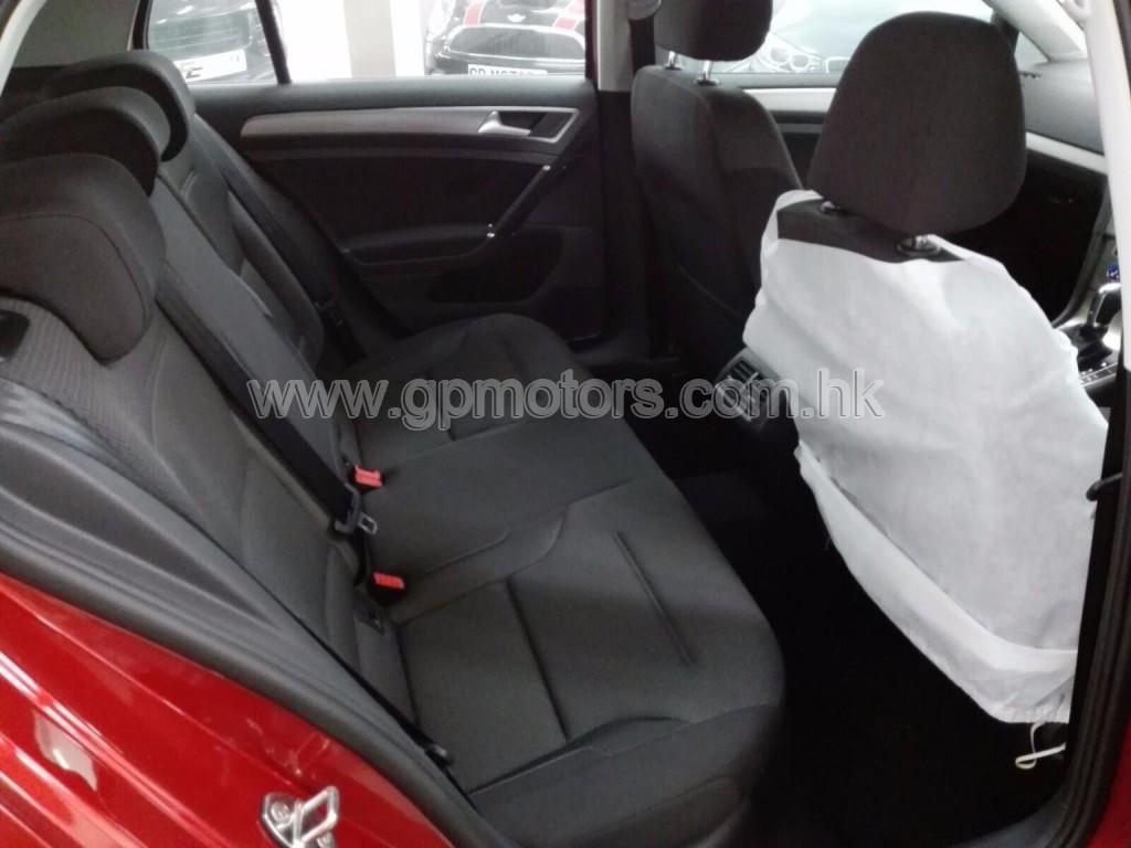 Volkswagen Golf 1.4 GT TSI 125PS