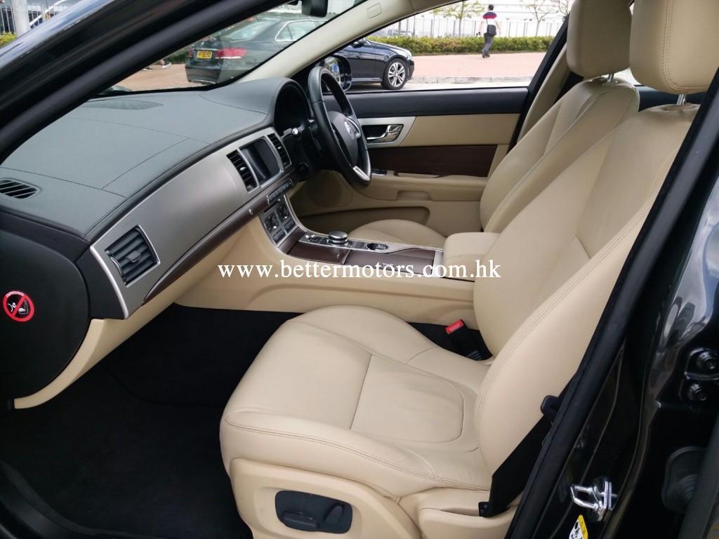Jaguar XF 2.0 I4 TI Lux