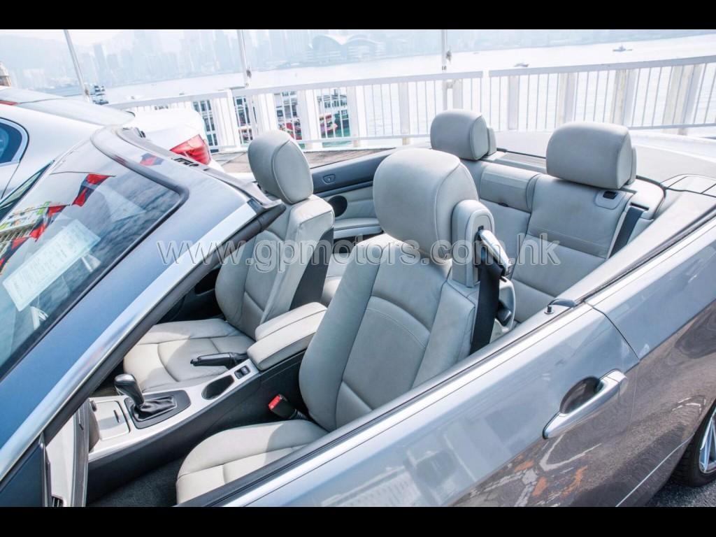 BMW  335ia Cabrio