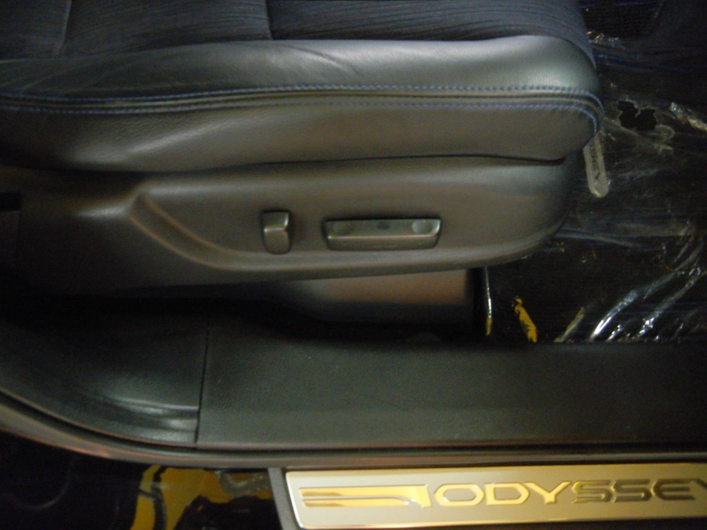 Honda  ODYSSEY ABSOLUTE RB3