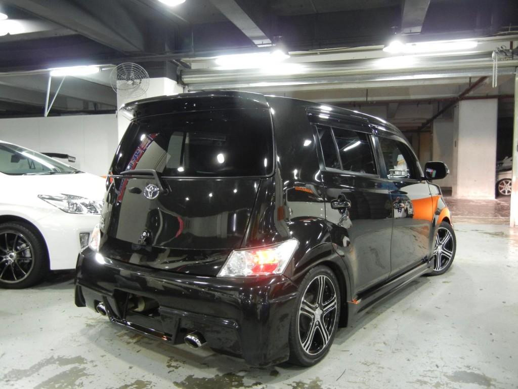 Toyota  bB ZQ 1.5 FABULOUS