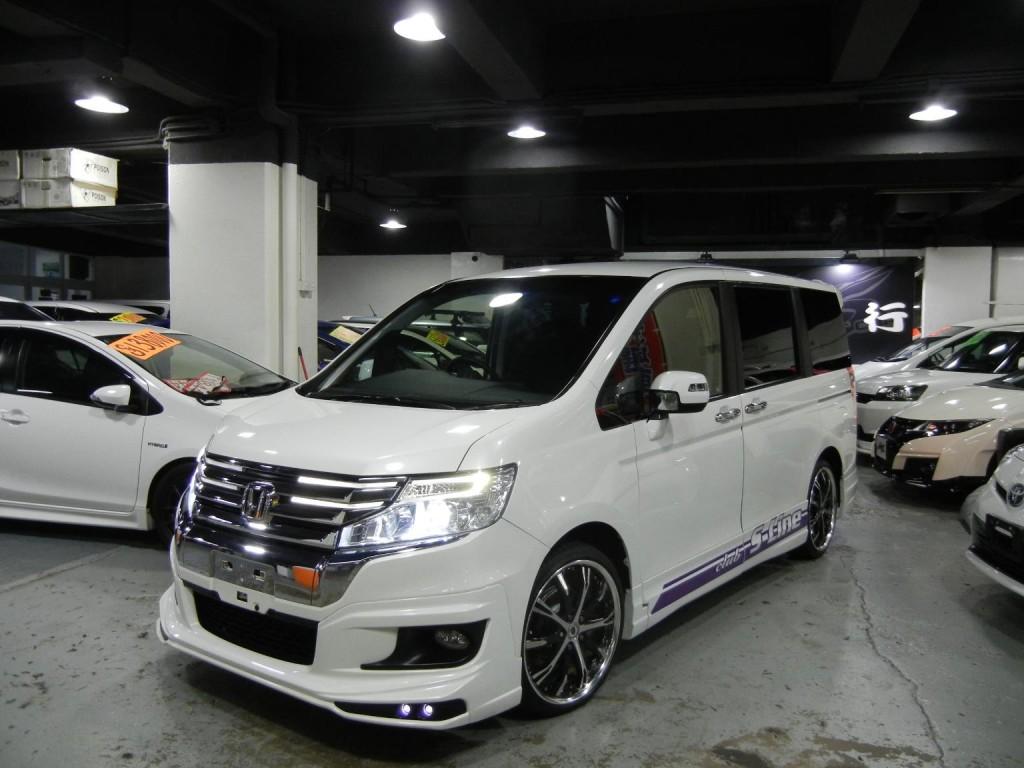 Honda  STEPWGN 2.0 RK5 SPADA MUGEN