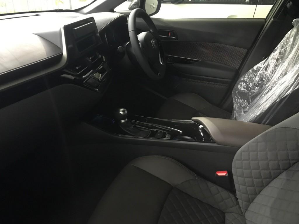 Toyota CHR 1.2 Turbo