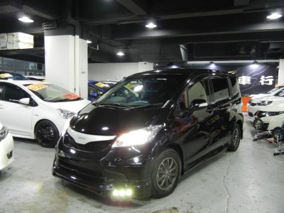 Honda FREED FACELIFT MUGEN