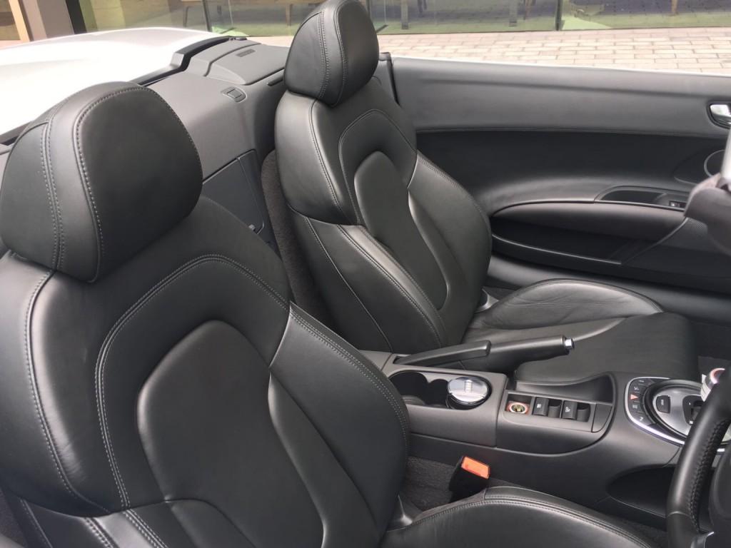 Audi R8 Spyder 5.2 Quattro R-Tronic