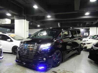 Toyota  ALPHARD 2.5 SA TRD