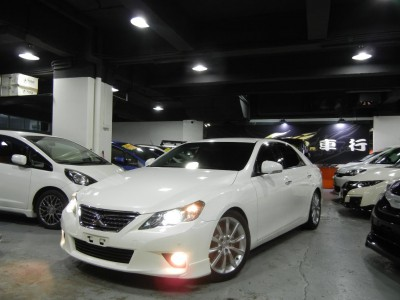 Toyota  MARKX S PACKAGE GRX130
