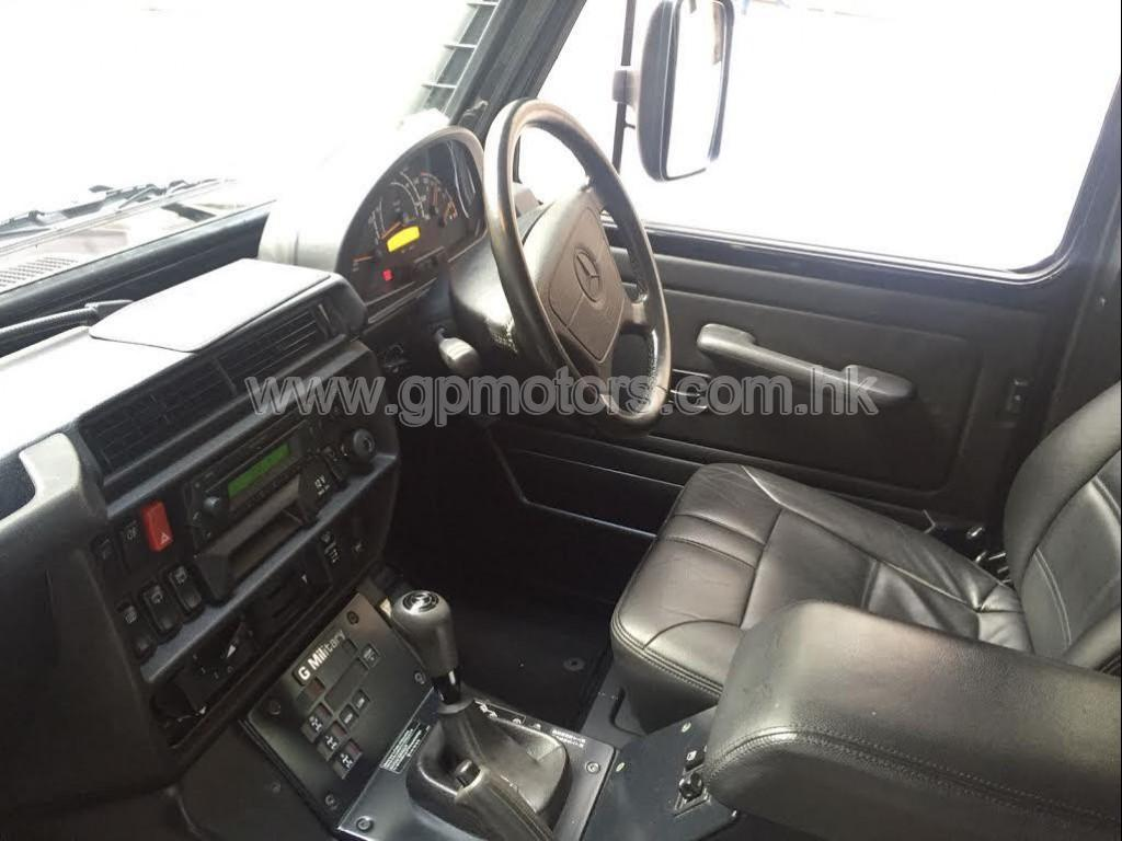 Mercedes-Benz G300 CDI Military