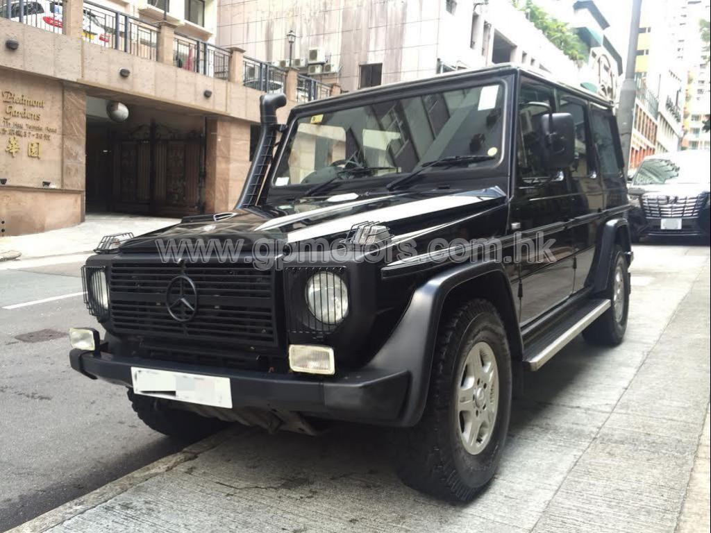 Mercedes-Benz G300 CDI Military