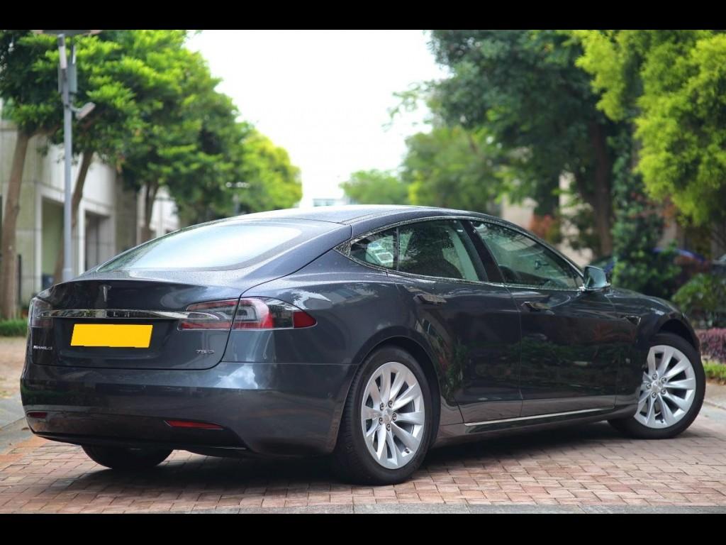Tesla Model S75 Dual
