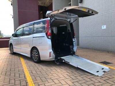 Toyota NOAH WELCAB SI