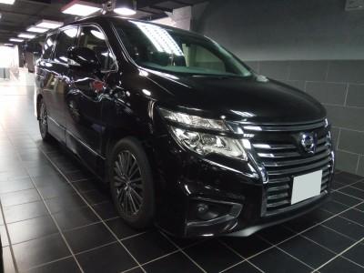 Nissan  Elgrand 3.5L HWS AVM