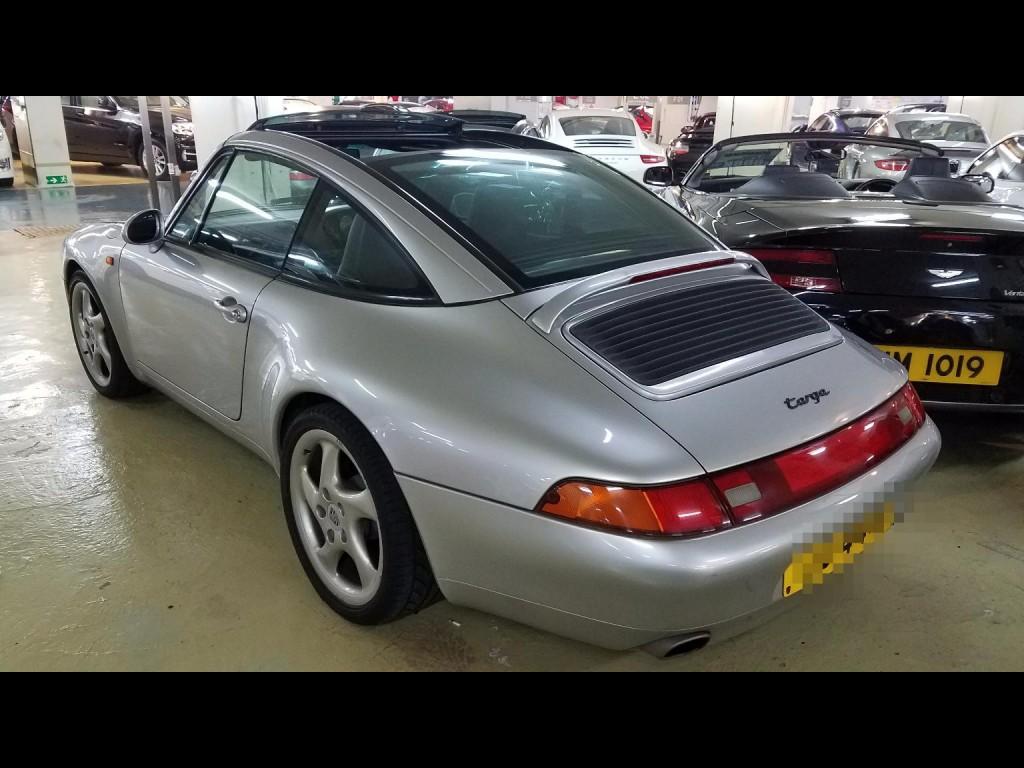 Porsche 993 targa c2