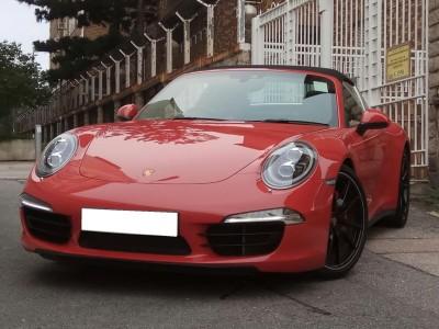 Porsche 911 991 C4S Targa
