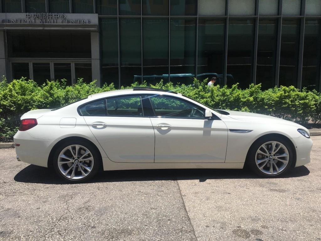 BMW  640IA GRAN COUPE