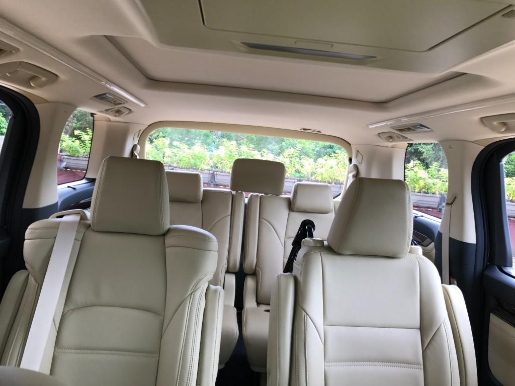 Toyota ALPHARD WELCAB GF