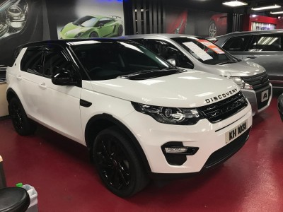 Land Rover DISCOVERY SPT 7S