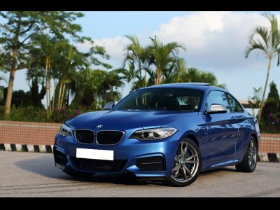 BMW  M235IA Coupe