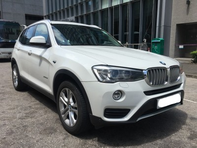 BMW  X3 XDRIVE28i FACELIFT