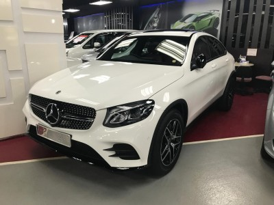 Mercedes-Benz GLC250 COUPE