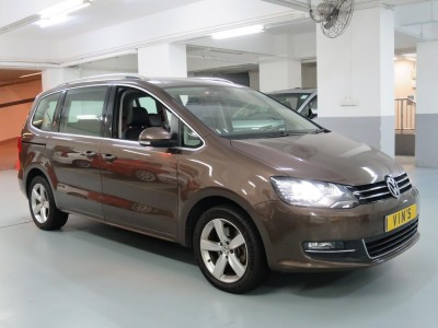 Volkswagen SHARAN 2.0 TSI