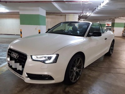 Audi A5 1.8T CONV
