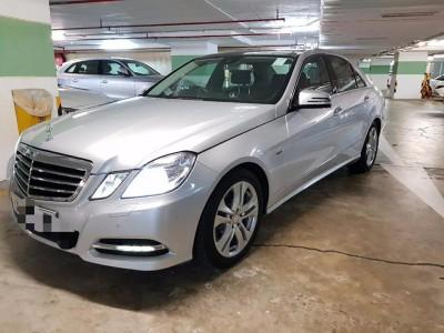 Mercedes-Benz E250 avantgrade