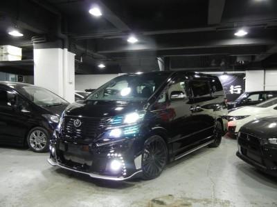 Toyota VELLFIRE 3.5 ZG ROWEN