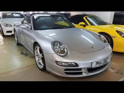 Porsche 997 C4s cab.